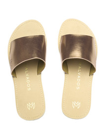 Icon Taylor Vegan Sandals in Penny