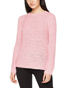 Aronia Long Sleeve Pullover Knit Sweater