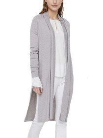 Sania Long Sleeve Long Cardigan