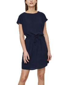 Sasha Bali Short Sleeve Dress