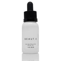 Age Neutralizing Plant Based Facial Oil