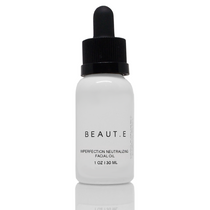 Imperfection Neutralizing Plant Based Facial Oil
