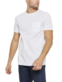 Silas Textured Short Sleeve Crew Neck Tee