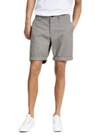 Enzo JJ Cuffed Chino Shorts