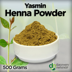Yasmin Henna Powder (500g)