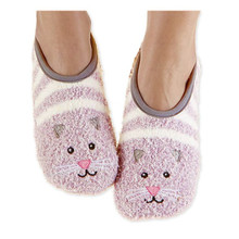Adorable animal themed slipper socks.  Animals available may vary. One size fits most, shoe sizes 5-10.