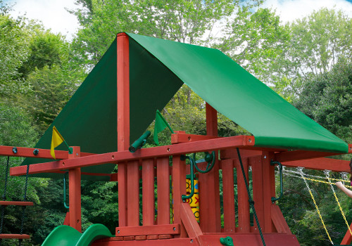 Replacement Canopy/Tarp for Sun Valley and Sun Valley Extreme - Green Vinyl