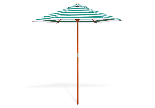 Picnic Table Wooden Replacement Umbrella