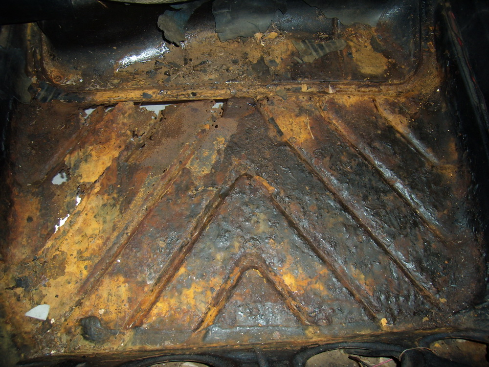 Does Your Boot Floor Look Like This Old Era Services