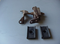 Austin A40 Gearbox Stabeliser pads