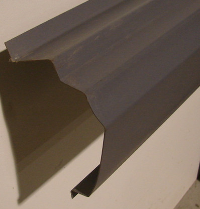 Real Aussie steel. Grey etch primer finish