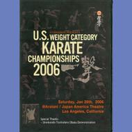 Kyokushin Championship DVD, 2006