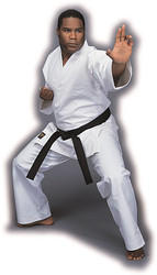 GTMA Karate Uniforms; Medium Weight for Beginners