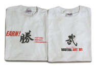 Martial Art 101 T-shirts