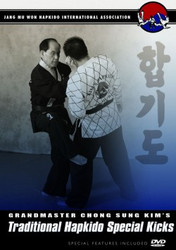 Hapkido DV;Vol.13;Traditional Hapkido Special Kick