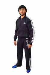 Adidas Karate Warm Up; Navy