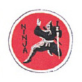 Ninja (Red) Patch