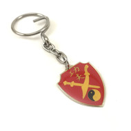 Martial Arts Key Chain - Kung Fu Sword