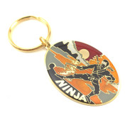 Martial Arts Key Chain - Ninja Deluxe