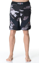 Fight Shorts - Diablo Night Camo