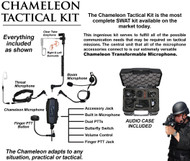 The Chameleon Tactical Kit is the most complete Swat kit available on the market today.