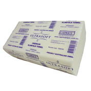 Ultrasoft Slimfold Towel 23cm x 21cm