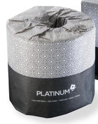 3 Ply Platinum Caprice Toilet Tissue Ind Wrapped