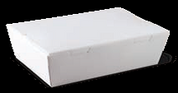 L436S0001 Extra Small Lunch Box White