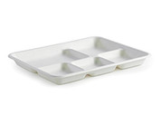 B-TL-15 5 Compartment BioCane Tray