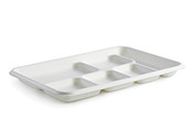 B-TL-16 6 Compartment BioCane Tray