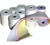 3 Ply Carbonless Register Rolls - 76 x 76 x 12mm