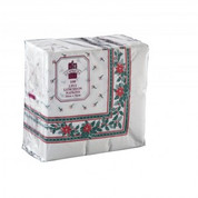 2 Ply Lunch Napkins Christmas Design
