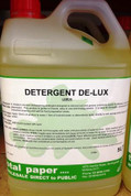 Dishwash Liquid Deluxe Lemon