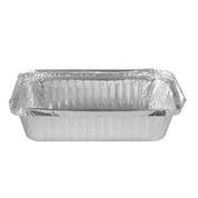 7219 (445) Foil Shallow Takeaway Container Base