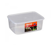 Decor 350ml Telfresh Containers  & Lids
