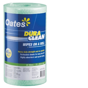 ED Oates Heavy Duty Wipers On A Roll - Green