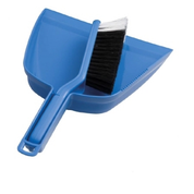 ED Oates Dustpan & Broom Set