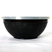 Genfac 1050ml Noodle Bowls Black