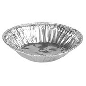 RFC 160 Foil Small Round Pie Containers