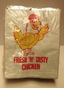 Small Chicken Bags - Printed