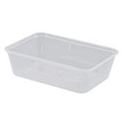 GE650ml Rectangular Container Base