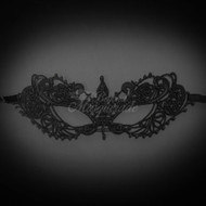 Darker Collection | Lace Masquerade Mask (no gems)