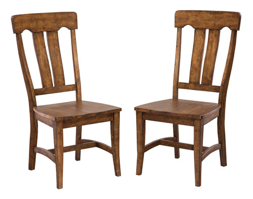 side chairs product old mill chair vintage oak