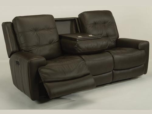 Wicklow Power Reclining Sofa with Power Headrest