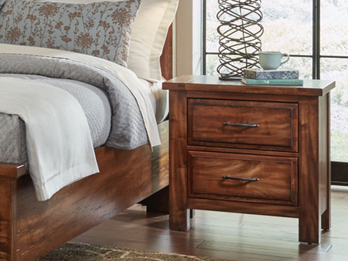 Maple Road gallery Nightstand ( 117-227)