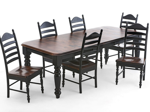 Hillside Village 8 Ft dining table