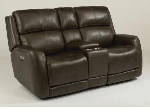 Zelda Leather Reclining Group