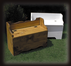 toy bench small size