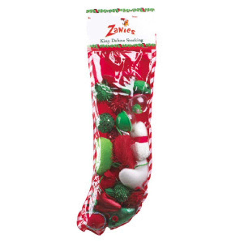 Kitty Deluxe Christmas Stocking