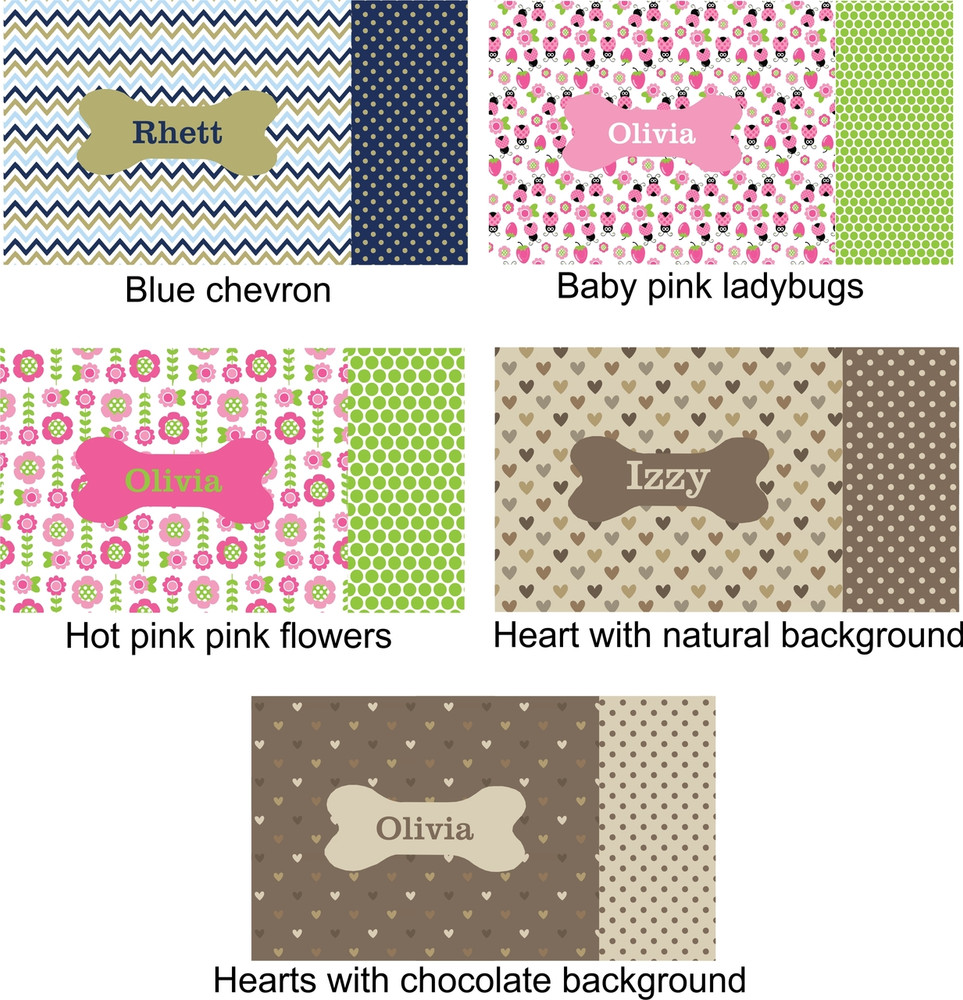 Miniature rectangular pillow (8 x 12) with pillow case - soft polyester microfiber (personalized)